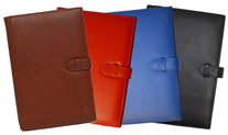 Genuine Forever Leather Notebooks