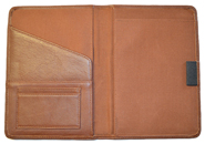 Leather Classic Notebook British Tan